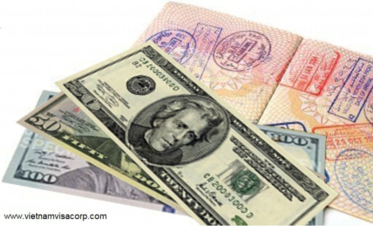 Stamp fee - Only USD cash charge